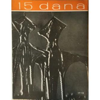 15 DANA ČASOPIS 1963. BROJ 17-18